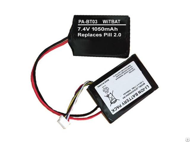 Beats Pill 2 0 Bluetooth Speaker Battery Hyb2725221547 Pa Bt03