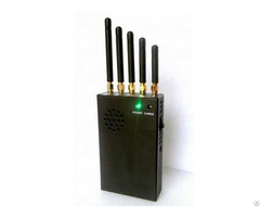 Portable 3g 4g Cell Phone Wifi Jammer