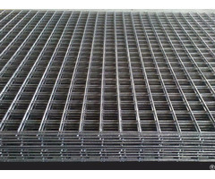 Galvanized Stucco Steel Welded Concrete Reinforcing Mesh
