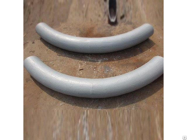 Bi Metal Clad Pipe Bend