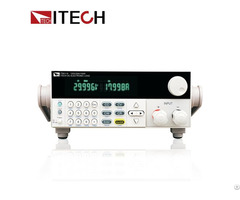 It8500 Programmable Dc Electronic Load