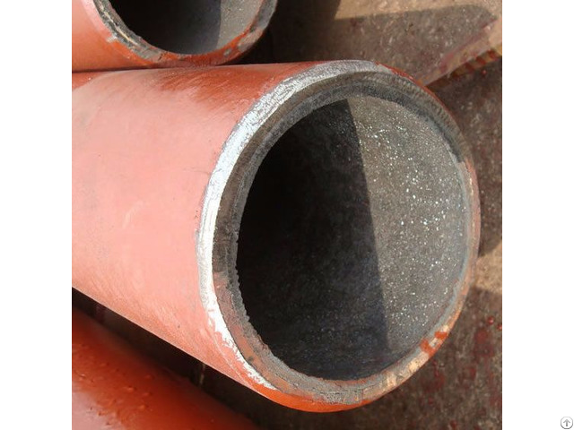 Sell Ceramic Lined Pipe And Elbow Fitting