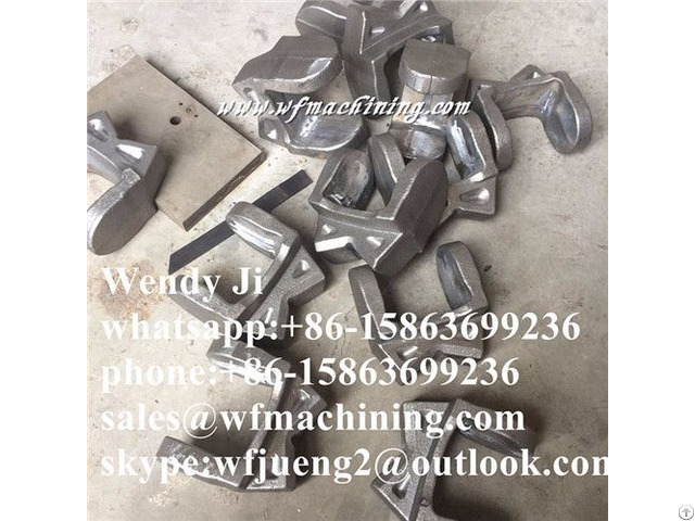 Oem Forged Steel Crankshaft Hot Forging