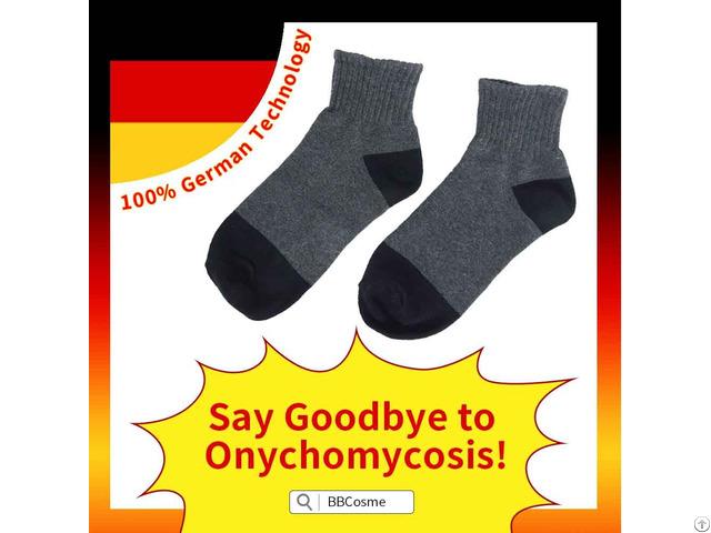 Anti Odor Tender Care Treatment Socks No Show Sock