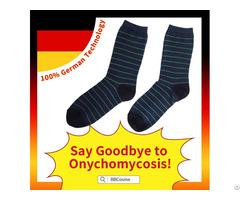 Anti Bacteria Tender Care Treatment Socks Crew Sock