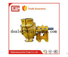 Electric Motor Driven Sand Slurry Pump