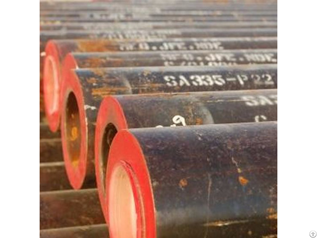 Sell Seamless Pipes Astm A335 Grades P5 P9 P11 P22 P91