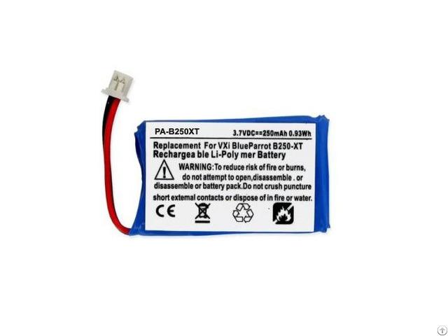 Vxi Blueparrot B250 Xt Headset Battery
