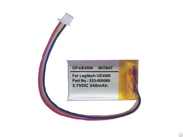 Logitech Ue310 Headset Battery Ahb521630