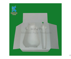 Hot Selling Fiber Paper Pulp Cosmetic Packaging Customized
