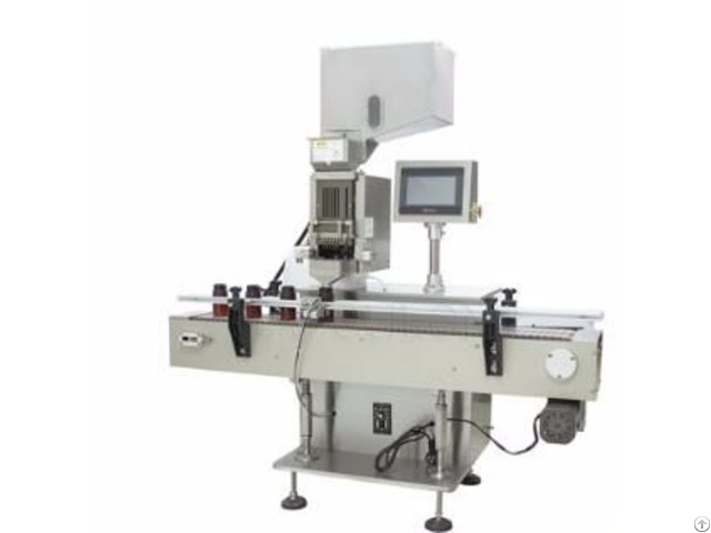 Zjs A Automatic Capsule Counting Machine