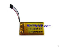 Logitech H600 Headset Battery Ahb521630
