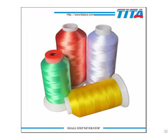 120d 2 100% Polyester Embroider Threads