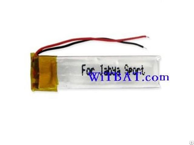 Jabra Sport Stereo Headset Battery Ahb390836