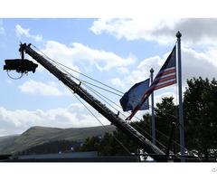 Camera Jib Crane Equipment