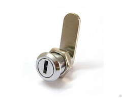 Zinc Alloy Cam Lock Chrome Plating
