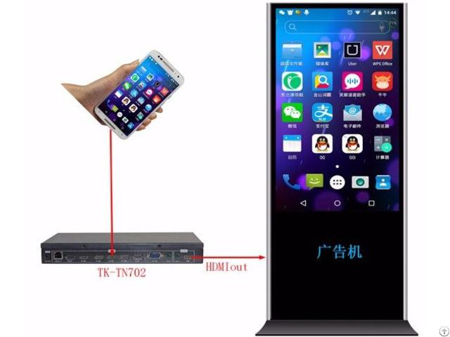 Tk Tn702 Switcher