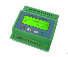 Tds 100m Modular Ultrasonic Flowmeter China