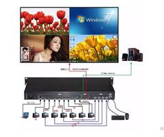 Tk Fh4000 Hd 4k Multi Viewer