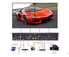Tk Tv22 Video Wall Controller