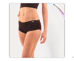 Black Short Yoga Wear