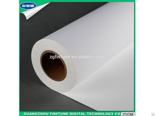 High Quality Advertising Printing Material Matte Pp Paper