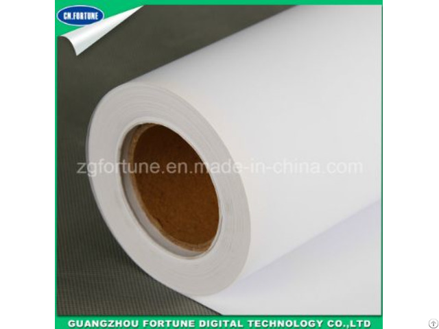 Hot Selling Advertising Materials Water Base Waterproof Inkjet Paper