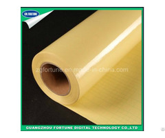 86g Liner Cold Lamination Pvc Film Glossy
