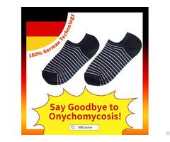 Anti Odor Tender Care No Show Sock