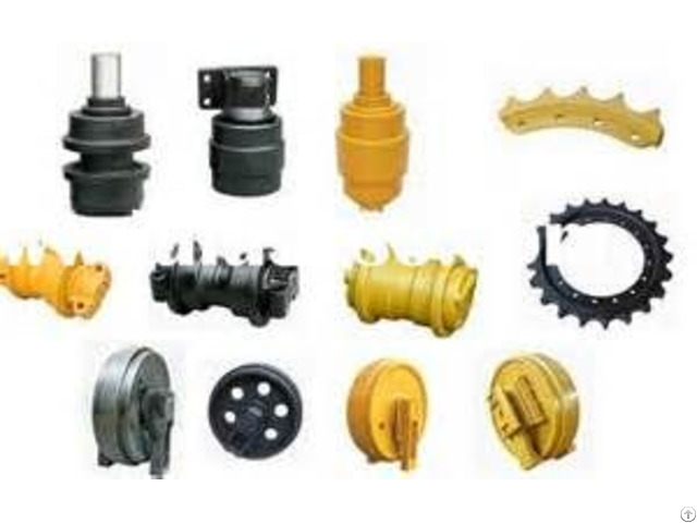 Hyundai Excavator Undercarriage Parts