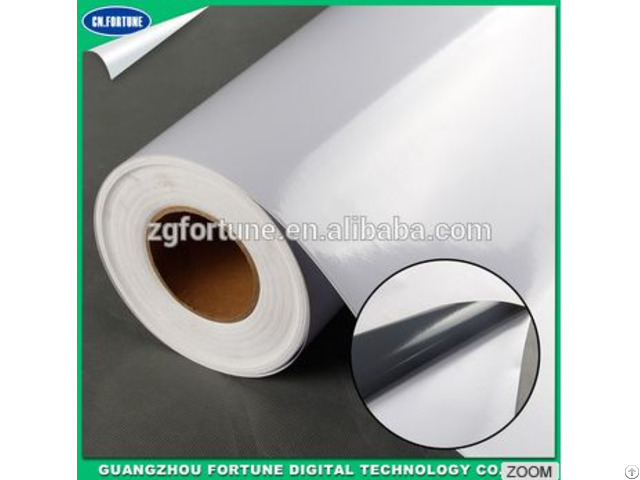 High Quality Inkjet Materials Eco Solvent Self Adhesive Vinyl