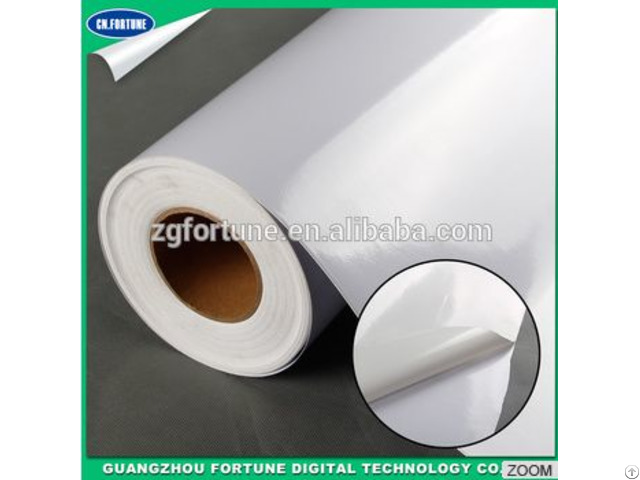 Top Quality Strong Transparent Glue Self Adhesive Vinyl Rolls
