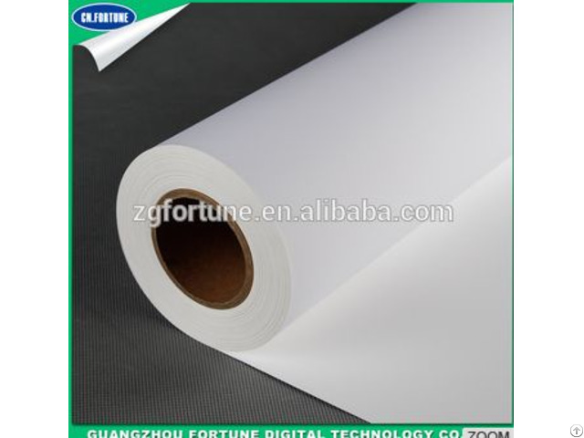 170um Outdoor Inkjet Materials Matte Eco Solvent Pp Paper