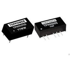 2w Isolated Single And Dual Output Dcdc Converters