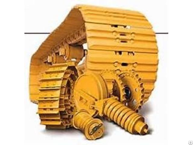 Komatsu Bulldozer Undercarriage Parts