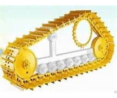 Hyundai Dozer Undercarriage Parts