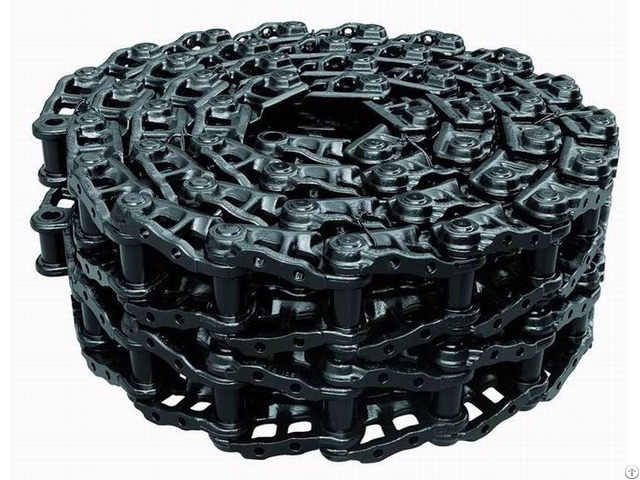 Track Chain Assy For Excavators And Bulldozers
