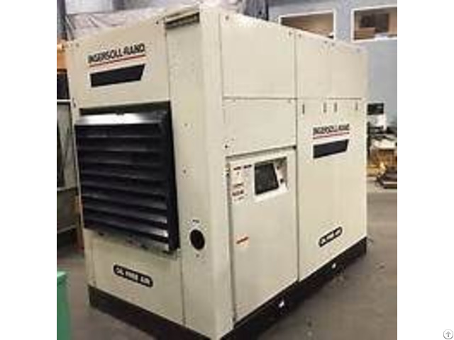 Ingersoll Rand Sierra Series Rotary Screw Air Compressor