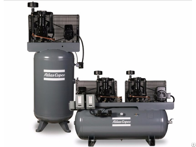 Atlas Copco Ar Series Commercial Piston Compressors