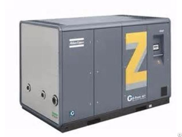 Atlas Copco Zr Zt Series Oil Free Rotary Screw Compressor