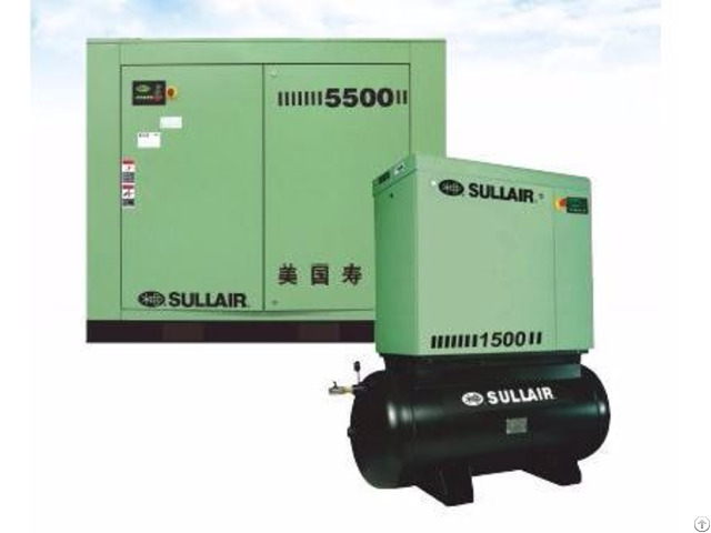 Sullair As Seires Screw Compressor