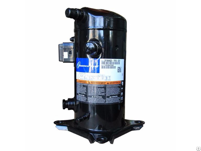 Copeland Zf Series Scroll Compressor
