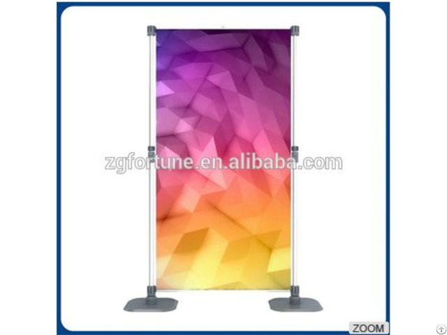 2m Portable Advertising Display Stand