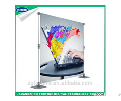 2x2 Type Joinable Folding Panel Display Stand