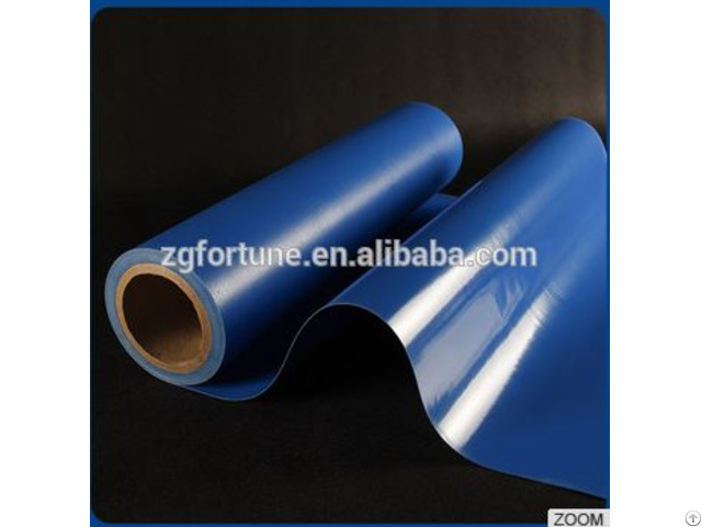 Steady Quality Duarable Blue Waterproof Printed Pvc Tarpaulin Roll