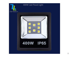 Zenlea 400w Long Distance Led Flood Light