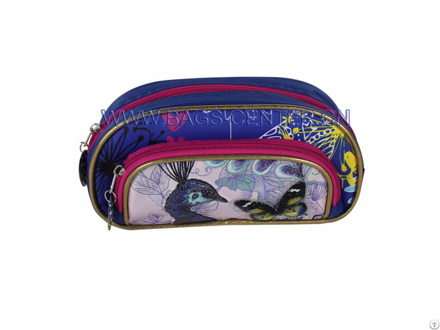 Animal Pencil Bag For Kids Girl