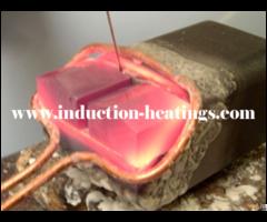 Twist Drill Super Audio Frequency Induction Welding Machine
