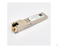 Rj45 10 100 1000m Cisco Compatible Copper Sfp Optical Transceiver Module