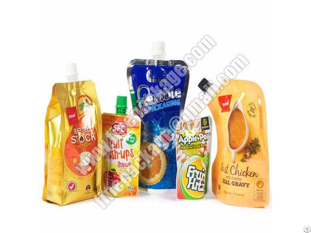 Drink Spout Bag